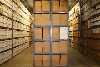 Offsite Records Storage Services in Newark